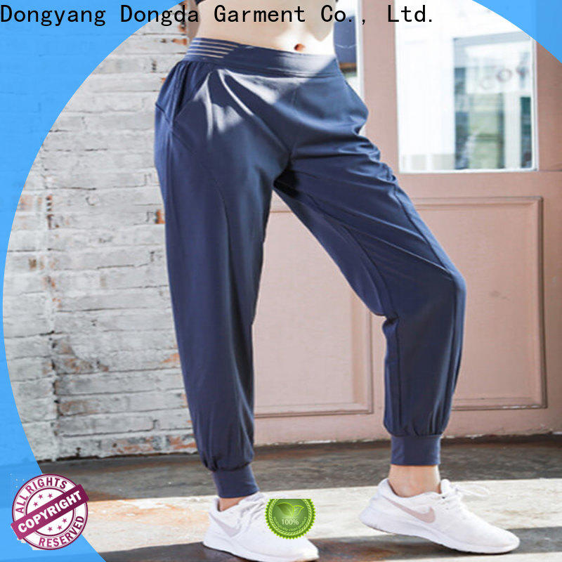Dongda black womens workout leggings manufacturers for summer