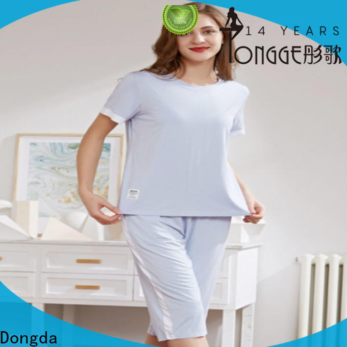 Dongda suit womans pyjamas factory for women