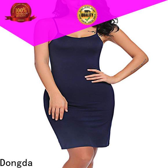 Dongda half sleeve womens sleep dress supply for women