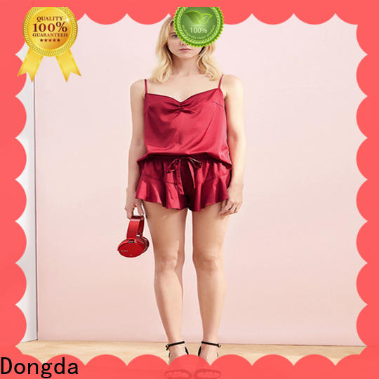 Dongda fiber womens sleep dress for business for ladies
