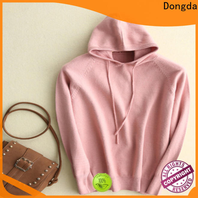Dongda Latest graphic sweatshirts manufacturers for ladies