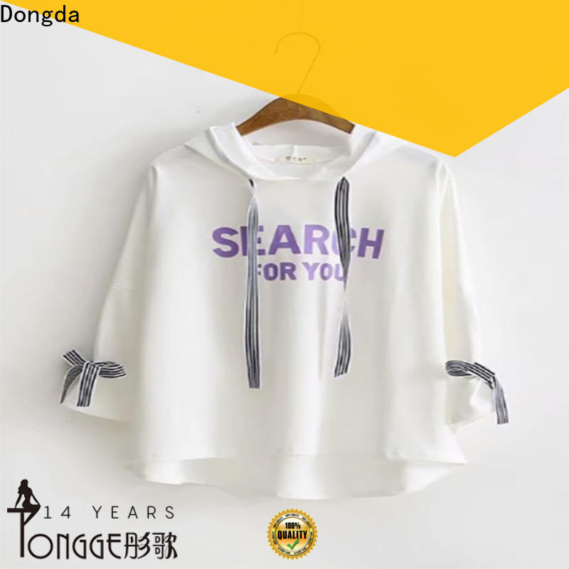 Latest ladies hoodies female for business for ladies
