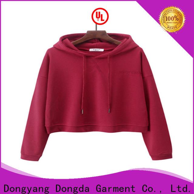 Dongda New ladies sweatshirts for sale for ladies