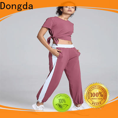 Dongda modal womens gym tights manufacturers for petites