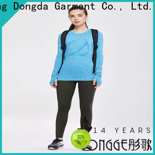 Dongda quick drying womens exercise tights supply for pear shaped
