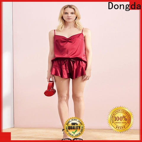 Dongda retro womens sleepwear for sale for ladies
