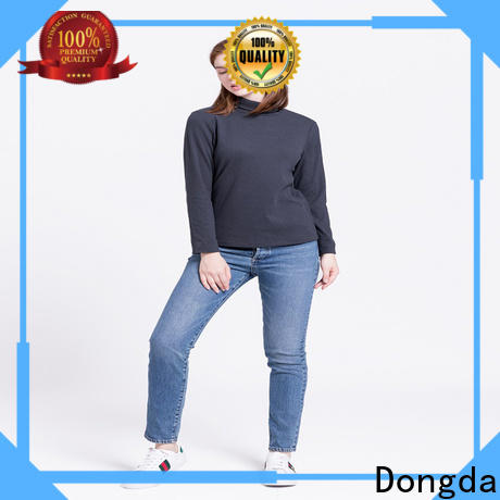 Dongda hoodies graphic sweatshirts manufacturers for ladies