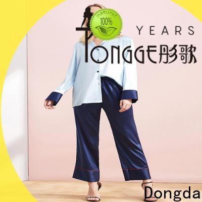Dongda High-quality pajama dress factory for sale