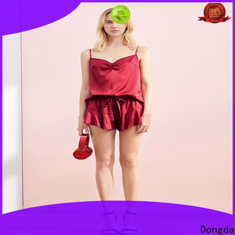 Dongda New sleepwear sets manufacturers for women