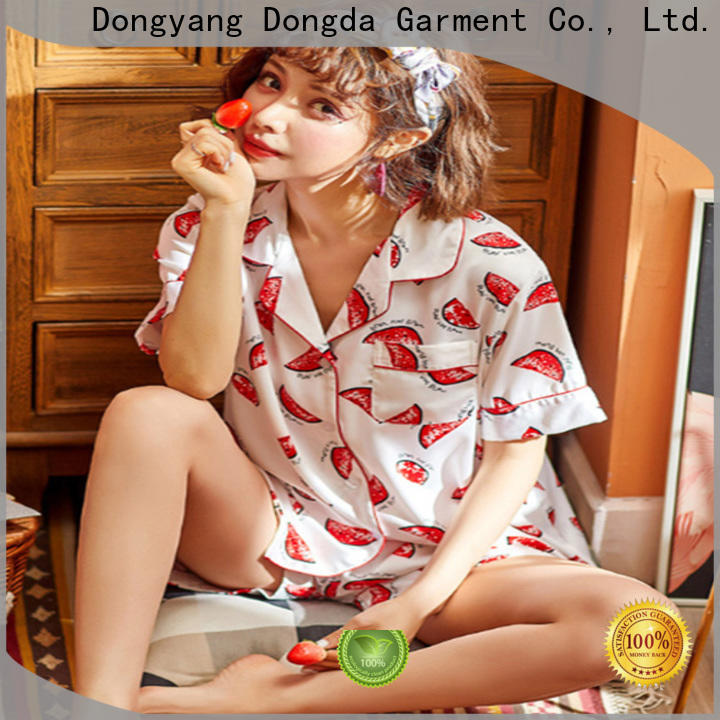 Dongda slim female pajamas for sale for women