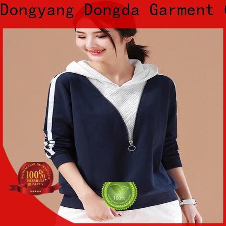 Dongda Wholesale womens sweatshirts company for women