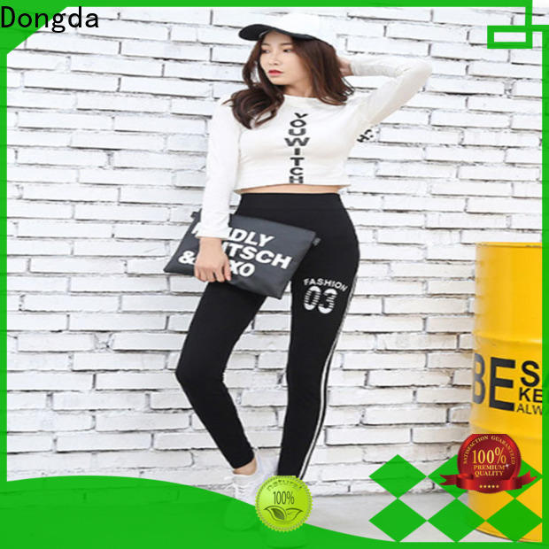 Dongda harajuku workout yoga pants suppliers for pregnancy