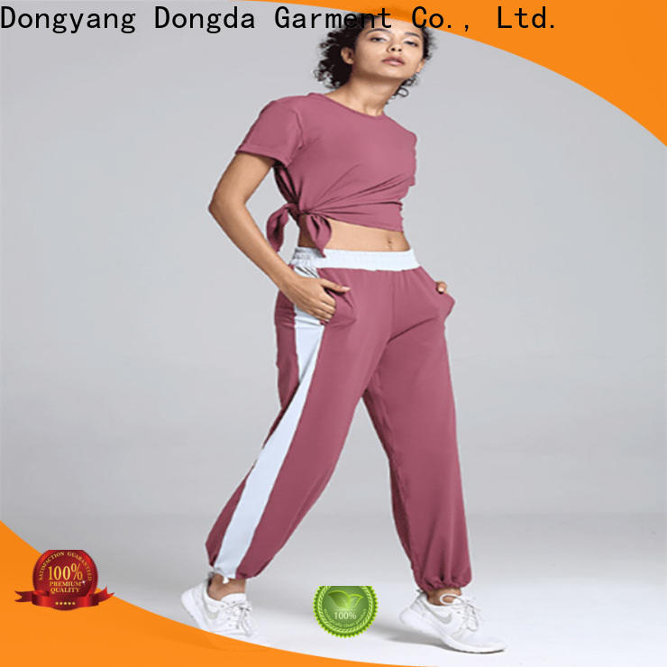 Dongda High-quality gym pants supply for women
