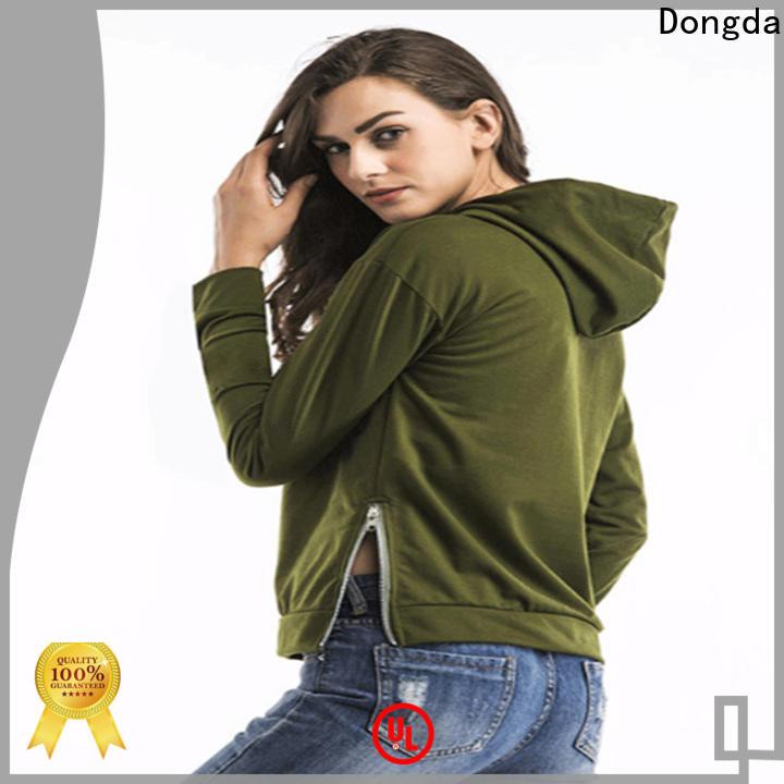 Dongda Top ladies sweatshirts manufacturers for ladies