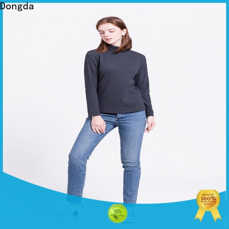 Dongda graphic ladies sweatshirts for business for ladies