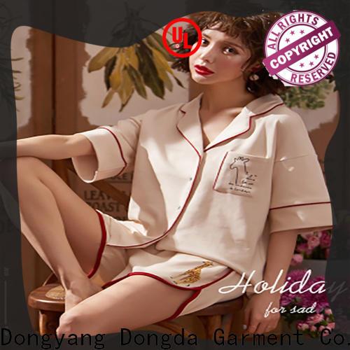 Best ladies pjs summer suppliers for ladies