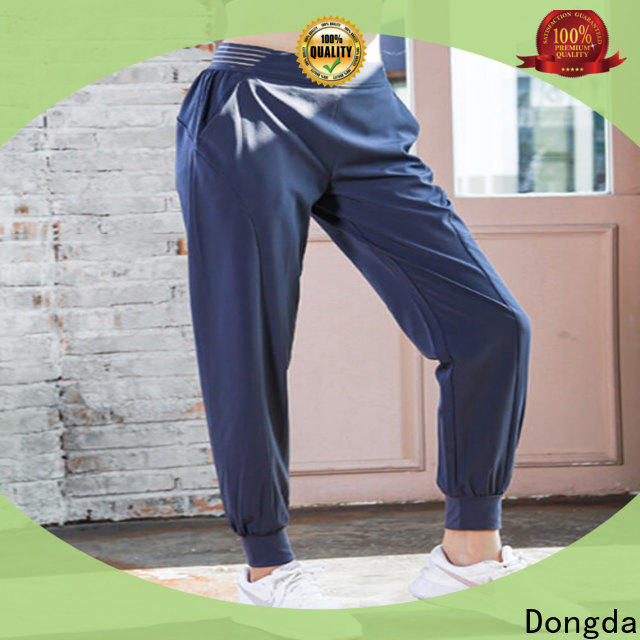 Dongda Latest womens fitness pants company for pear shaped