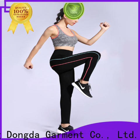 Dongda high elastic exercise leggings company for pear shaped