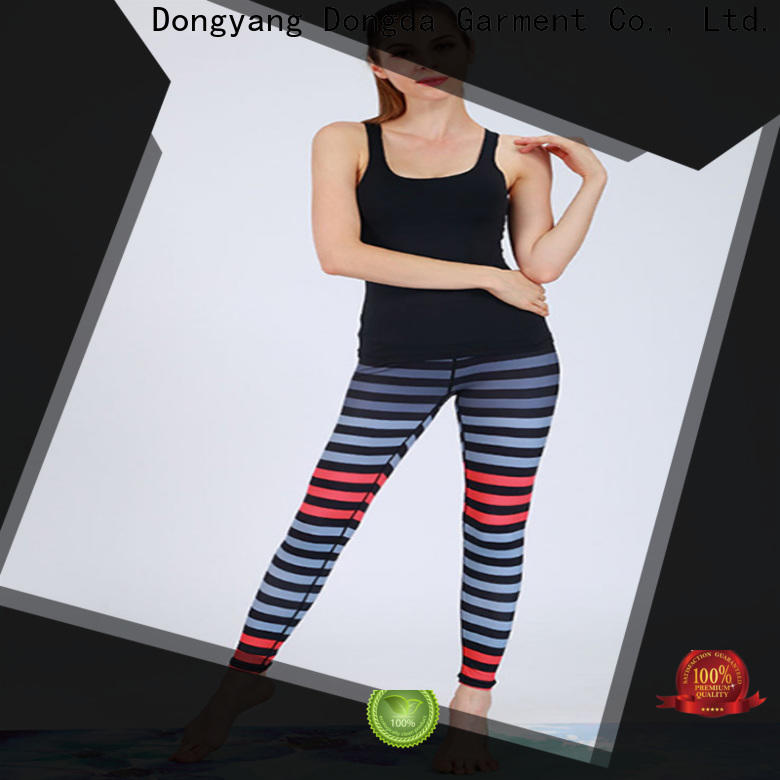 Dongda exercise womens workout tights supply for sweating