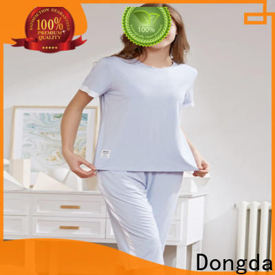Dongda pajama home clothes factory for ladies