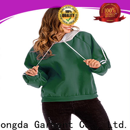 Dongda Latest graphic sweatshirts manufacturers for international market