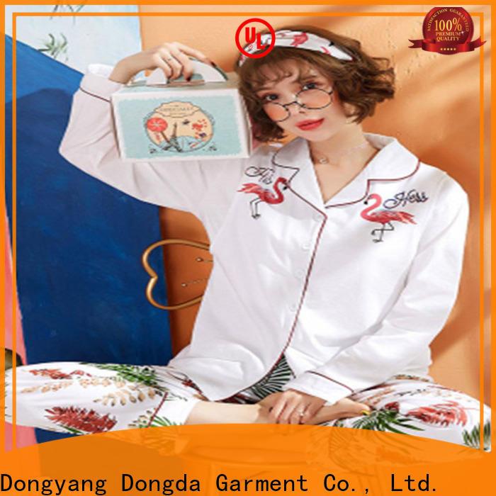 Dongda loose women's sleepwear sets for sale for women