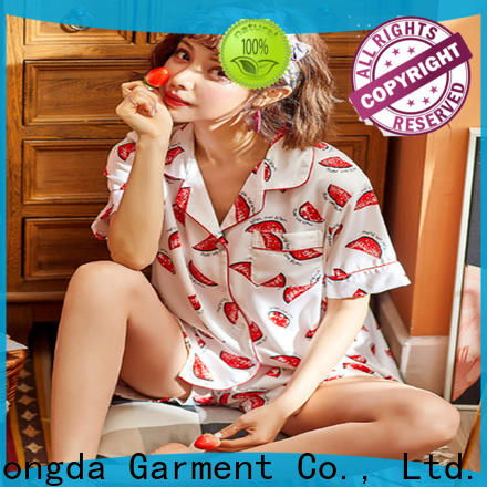 Dongda silk home clothes factory for women