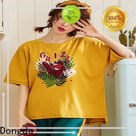 Wholesale women's sleepwear sets flamingo suppliers for women