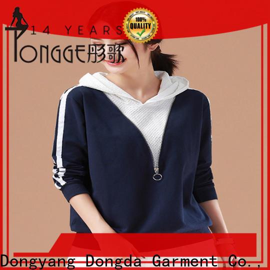 Best ladies hoodies design suppliers for ladies
