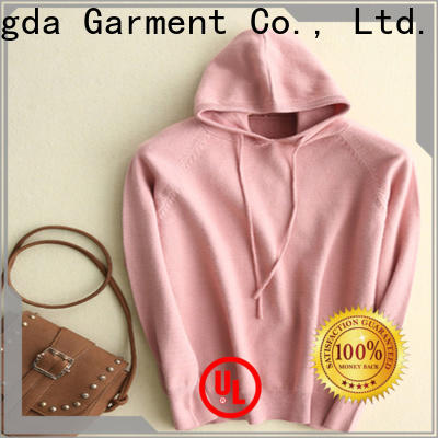 Dongda long sleeved womens sweatshirts supply for international market