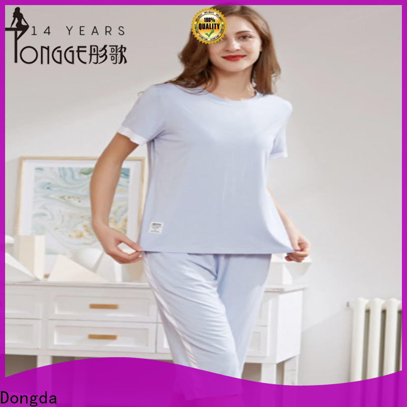 Dongda Latest pj sets for business for women