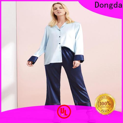 High-quality womans pyjamas v-neck for business for women