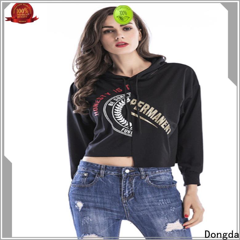 Dongda girls ladies sweatshirts factory for ladies