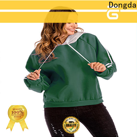 Dongda graphic sweatshirts suppliers for women