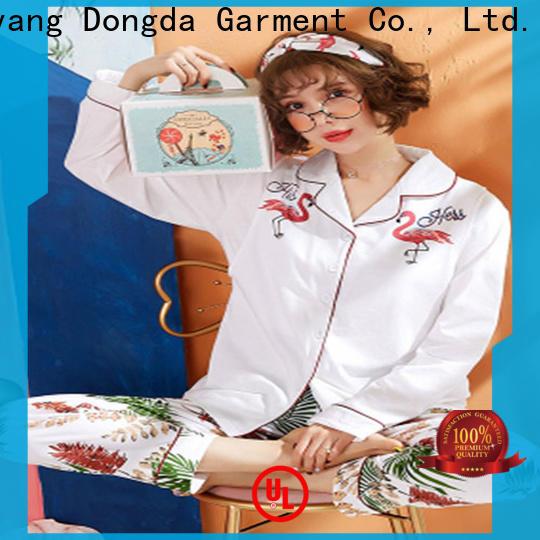 Dongda Top ladies sleepwear manufacturers for women