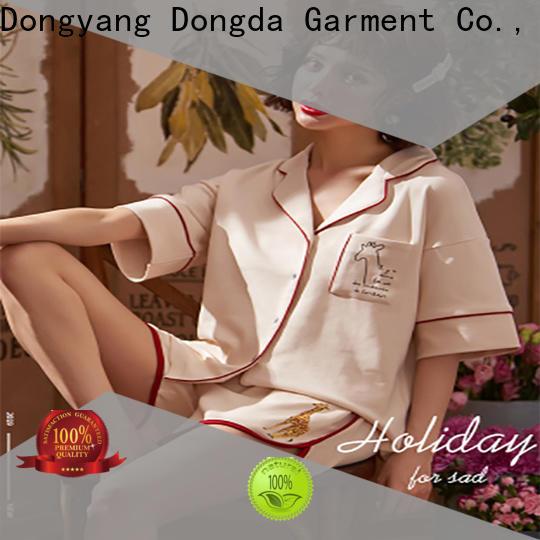 Dongda High-quality women's sleepwear sets company for women