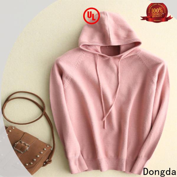 Dongda design graphic sweatshirts supply for women
