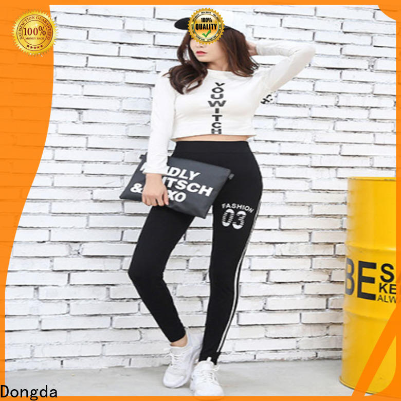 Dongda fitness ladies workout pants for business for women