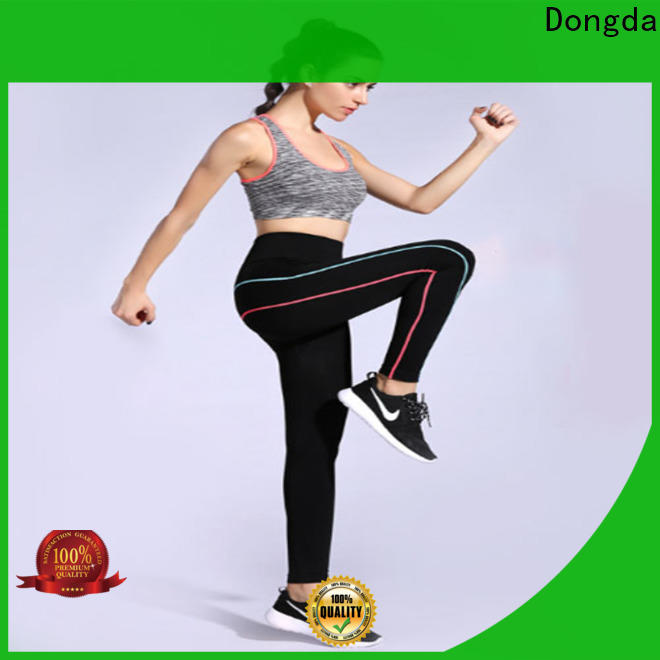 Dongda High-quality activewear pants suppliers for sweating