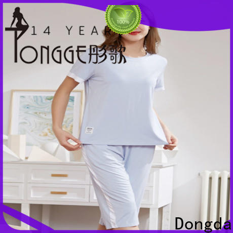 Dongda strap women's sleepwear sets suppliers for sale