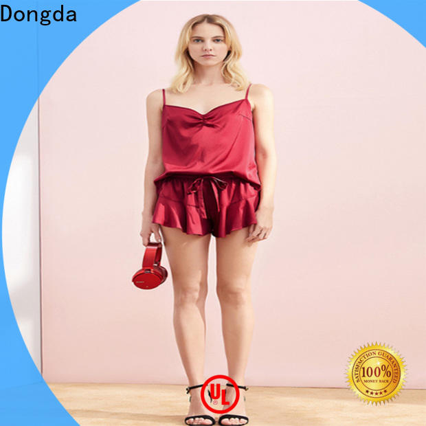 Dongda Latest female pajamas suppliers for sale