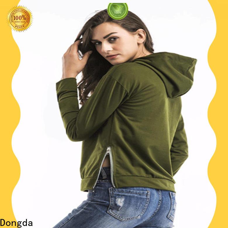 Dongda Wholesale womens sweatshirts for sale for international market