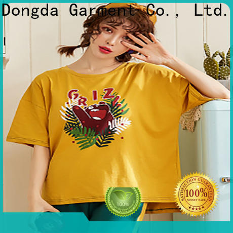 Dongda Best ladies sleepwear supply for sale