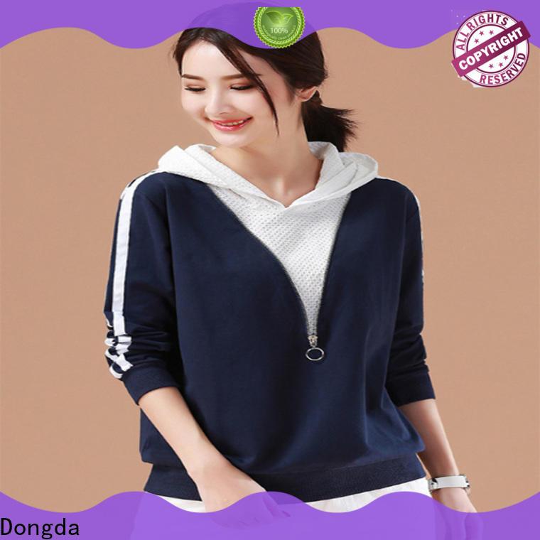 Wholesale ladies hoodies sweatshirt supply for women