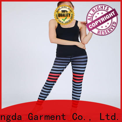 Dongda woven ladies gym leggings supply for pear shaped