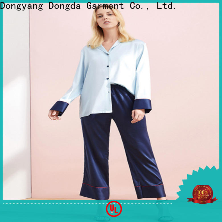 Dongda bamboo ladies pjs for business for sale