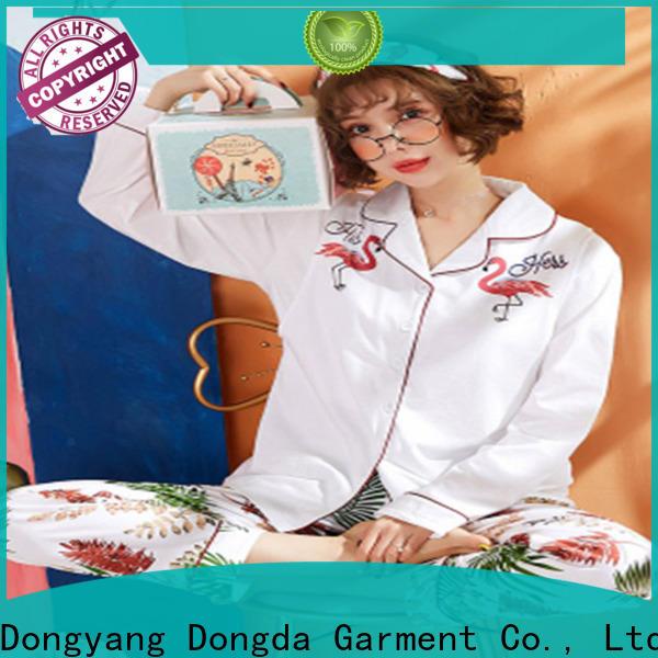 Dongda bamboo pajama dress company for sale