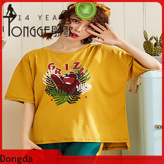 Dongda Latest womens sleep dress supply for women