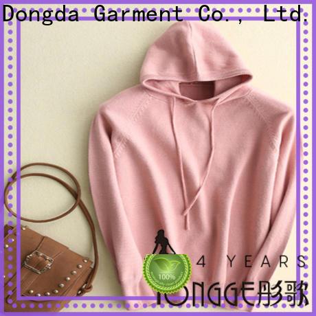 Custom ladies hoodies suppliers for international market