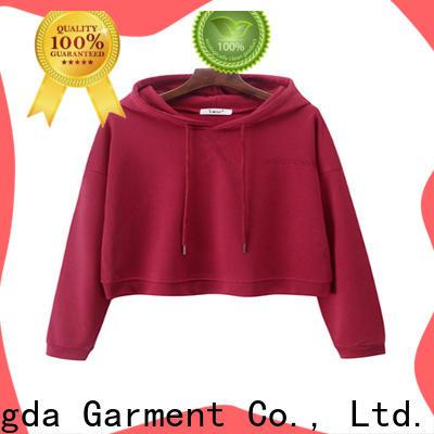 Dongda Latest ladies sweatshirts suppliers for international market